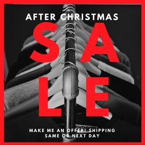 Other - AFTER CHRISTMAS SALE ✨ EVERYTHING IS 20% OFF! 🎉